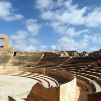 L'Is 'tocca' Sabrata, si teme per  la Palmira del Mediterraneo