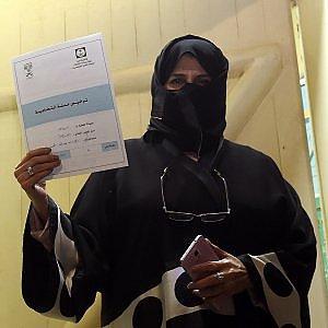 Arabia Saudita, oggi per la prima volta le donne partecipano al voto