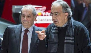 F1, Ferrari; Marchionne: ''Il prossimo deve essere l'anno del rilancio''