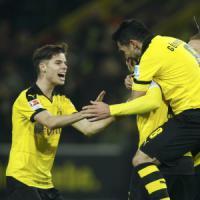 Germania: poker all'Eintracht, il Dortmund resta a -5 dal Bayern