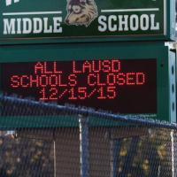 Los Angeles, tutte le scuole chiuse per allarme bomba