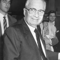 Licio Gelli, al centro di innumerevoli casi giudiziari