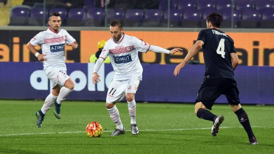 Fiorentina-Carpi 0-1, Di Gaudio fa fuori i viola