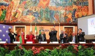 """Golf, Ryder Cup a Roma; Chimenti: """"Missione compiuta, inizia una nuova era"""""""