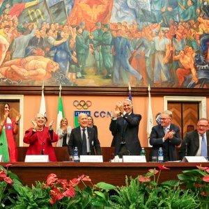 """Golf, Ryder Cup a Roma&#x3b; Chimenti: """"Missione compiuta, inizia una nuova era"""""""