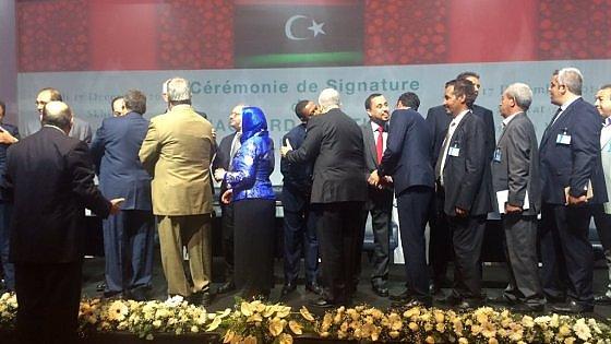 Libia: firmato l'accordo tra le due fazioni per governo di unità nazionale