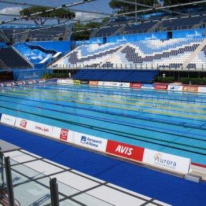 Roma 2024 vela a bari o cagliari e il nuoto resta al foro italico - Piscina olimpiadi ...