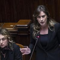 Mozione di sfiducia, la ministra Boschi in Aula