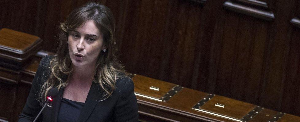 Alla Camera si discute la sfiducia al ministro Boschi
