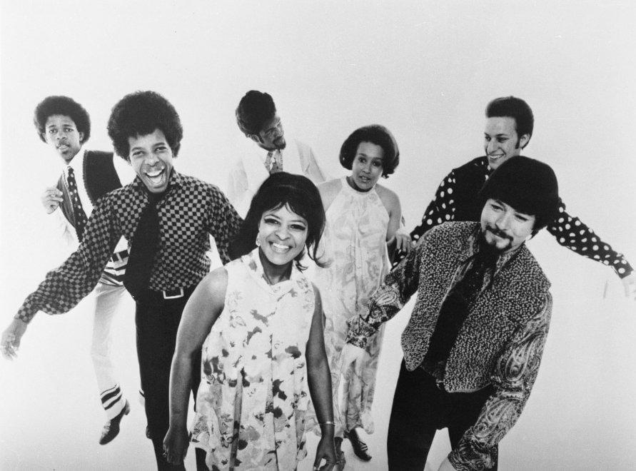 Sly and the Family Stone, la band nelle rare immagini di Amalie Rothschild