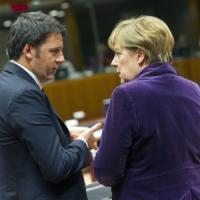 Perché Renzi è il primo attore contro la Germania