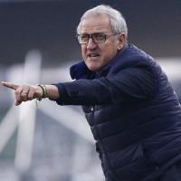 Verona, Delneri fa la tabella: