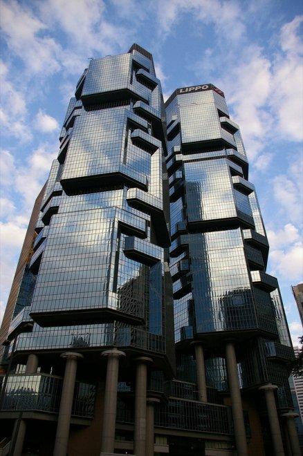 Capricci urbani nel mondo, gli edifici che non puoi non notare
