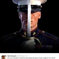 #Iwillprotectyou: l'hashtag dei militari Usa per la bimba musulmana che teme di essere deportata