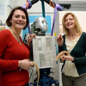 Donne geniali della robotica: due italiane tra le 25 dell'anno