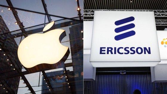 Apple fa pace con Ericsson e sigla accordo per lo sviluppo del 5G