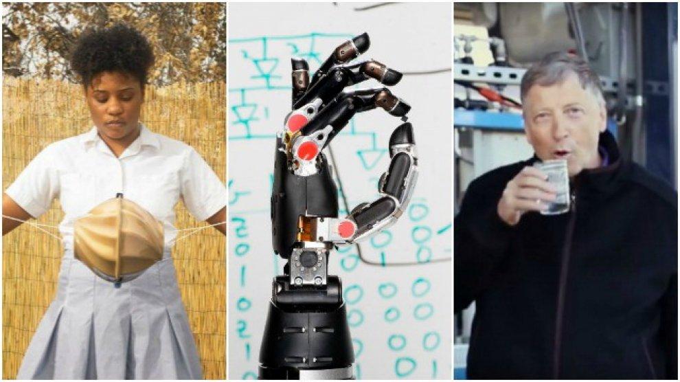 Le invenzioni del 2015 che potrebbero cambiare il mondo