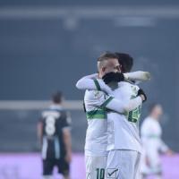 Serie B, Avellino-Entella 2-0: Trotta-Castaldo, irpini in zona playoff