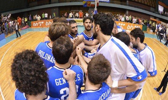 Petrucci: ''Il nostro basket cresce, ma ora serve Rio''