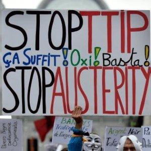 M5s contro il Ttip: blitz alla Farnesina e lettera alla Malmström