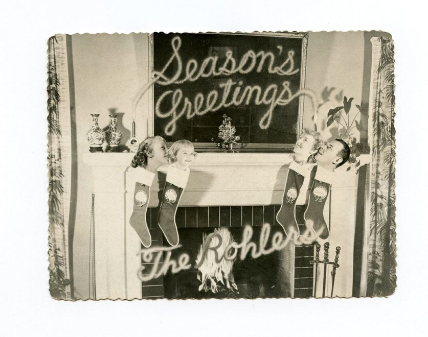 Immagini Cartoline Natale Vintage.Il Natale Di Una Volta Gli Auguri Nelle Cartoline Vintage