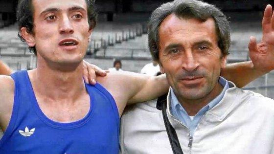 E' morto Carlo Vittori, fu l'allenatore dei record di Mennea