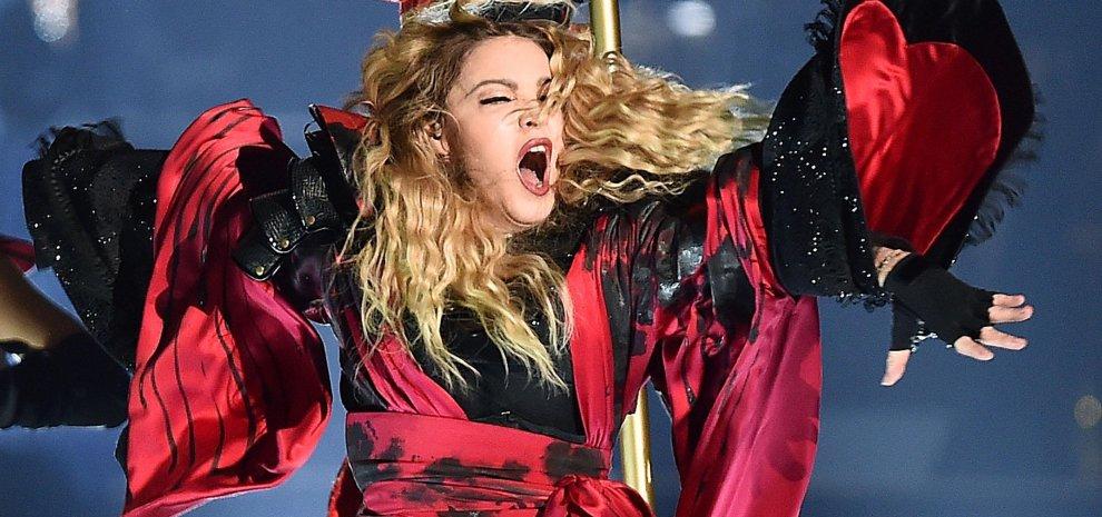 Usa: Madonna ricorre a giudice per avere il figlio a Natale