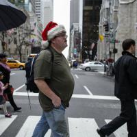 Natale a New York, mai così caldo negli ultimi 20 anni