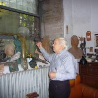 """Tito Amodei: """"Sono un frate e sono un pittore ma trovo di pessimo gusto l'arte sacra"""""""