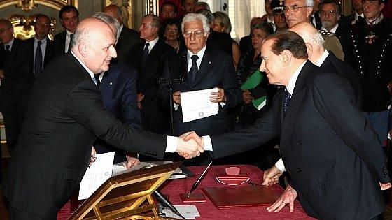 """Bondi: """"Io, cortigiano pentito. Berlusconi è uguale al conte Ugolino"""""""
