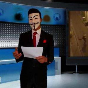 """In chat con Anonymous: """"Abbiamo sventato un attacco in una città italiana"""""""