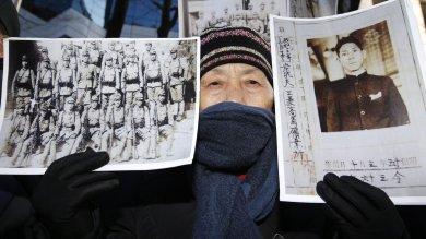 Il Giappone chiede scusa 70 anni dopo  per le schiave sessuali dell'esercito