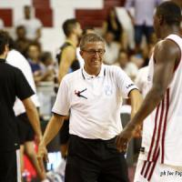 Basket, Capo d'Orlando esonera Griccioli: promosso Di Carlo