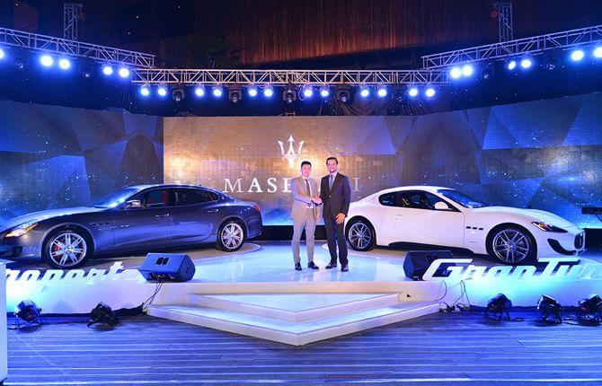Maserati entra nel mercato Vietnamita