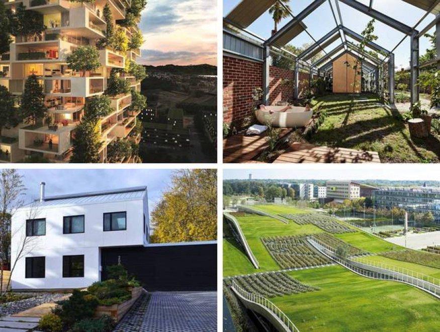 Ecosostenibili e verdi: le 10 strutture top del 2015