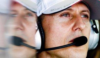 Schumacher continua a lottare, due anni fa l'incidente
