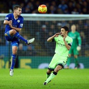 Premier League: pari col Manchester City, il Leicester torna in vetta