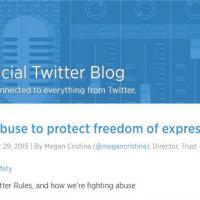 Terrorismo, Twitter: