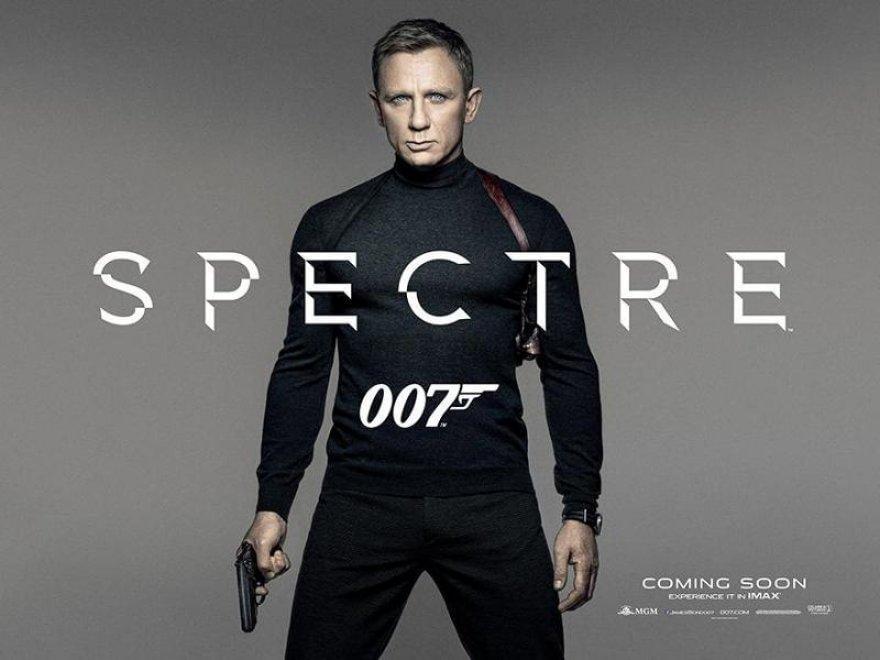 Spectre, riconosci quell'arma? L'arsenale di Bond è uno spot
