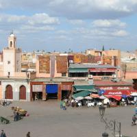Marrakech. La perla del Marocco