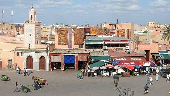 Marrakech. un tuffo nel cuore del marocco repubblica.it