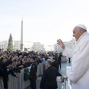 L'effetto Giubileo non c'è: crollo di fedeli dal Papa, -30% rispetto a dicembre 2014