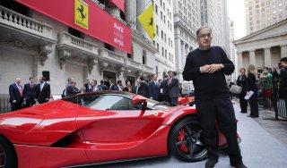 """F1, Ferrari; Marchionne: """"Red Bull pericolosa, nel 2016 non gli forniremo i motori"""""""