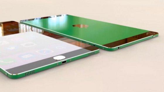 L'iPhone 7 sarà impermeabile. E anche da 4 pollici