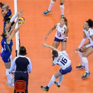 Volley femminile, Italia si gioca ad Ankara un posto per Rio