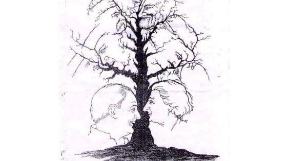 Quante facce vedi? Il test dell'albero, primo fenomeno virale del 2016
