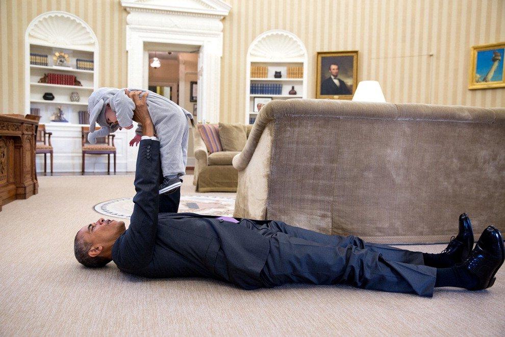 Obama pubblico e privato, il 2015 del presidente Usa