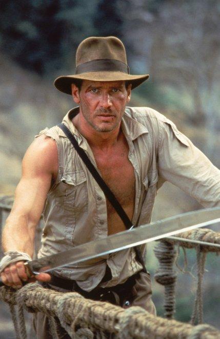 """E' ufficiale: """"Indiana Jones 5"""" si farà. Harrison Ford è Indy, Spielberg alla regia"""