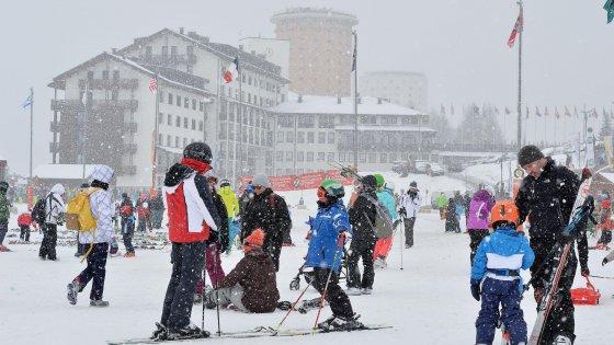 Meteo, alla fine l'inverno è arrivato: neve al Nord