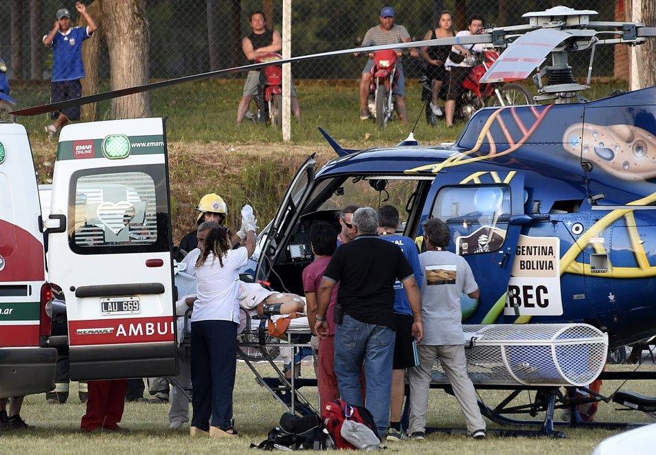 Paura in Argentina, incidente durante il Rally Dakar: una decina i feriti